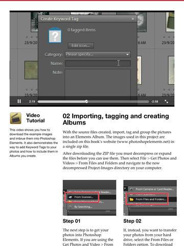 Liquid State - PSE Photographers app - Screenshot of the app